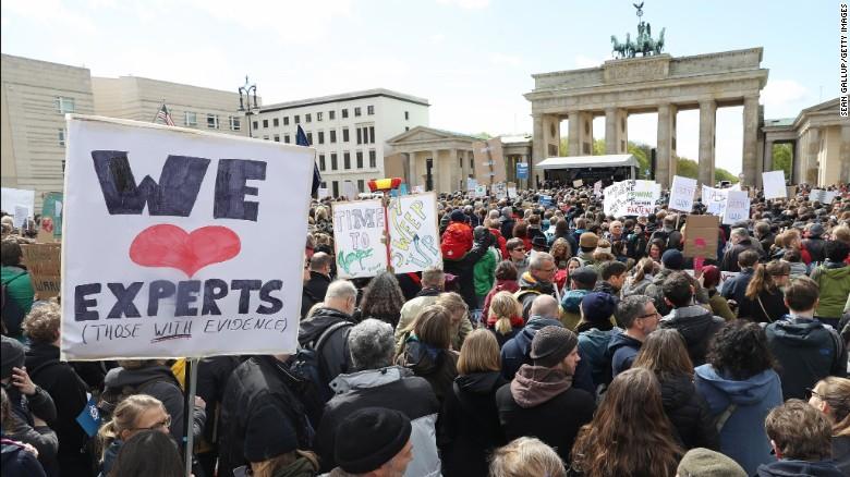 March for Science Berlijn