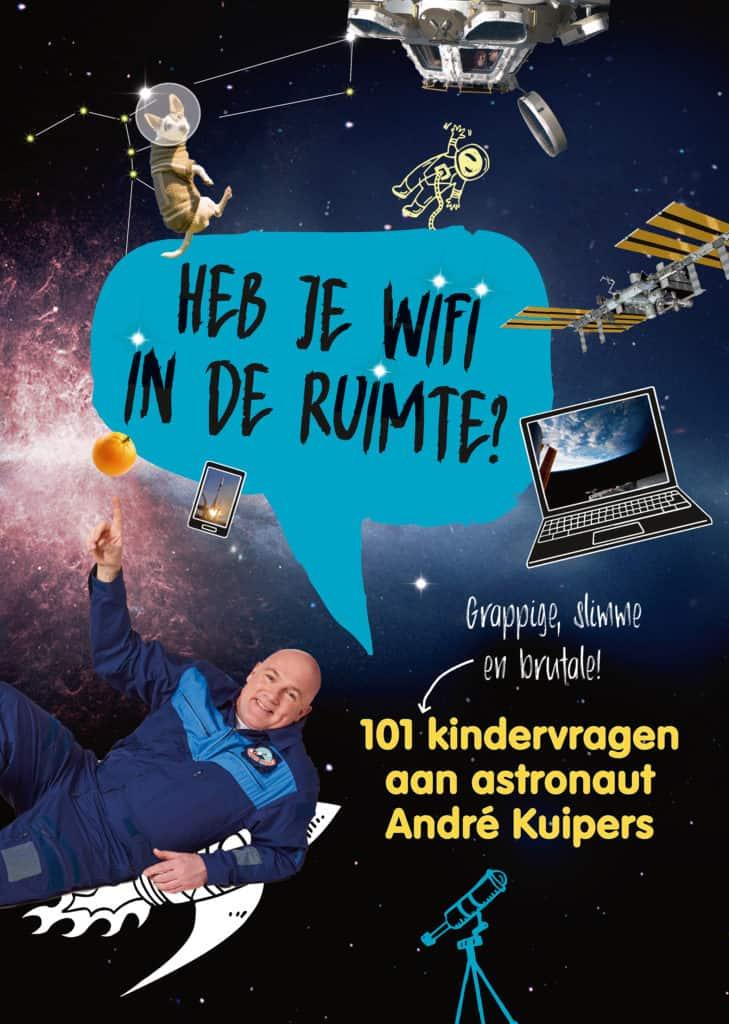 Opening kinderboekenweek, dag van de wetenschap en dag van de ruimtevaart